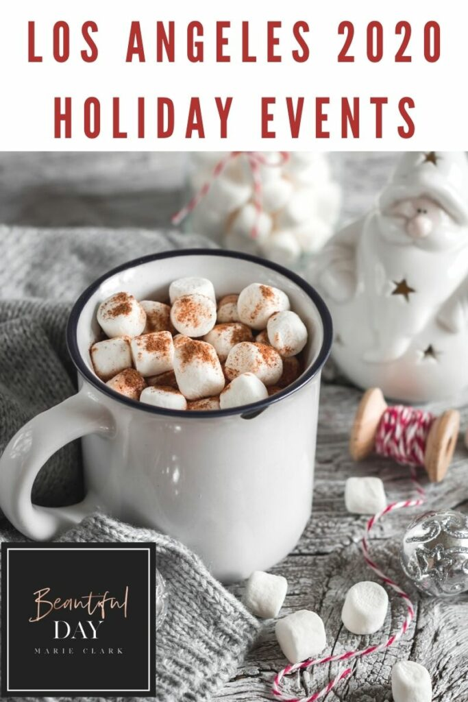 2020 Los Angeles Holiday and Christmas Events for Kids