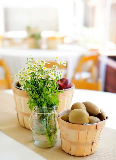 Farmers market party ideas