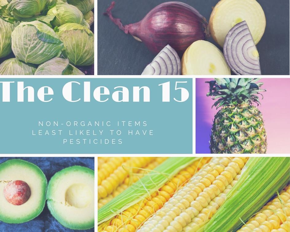 The Clean 15 List