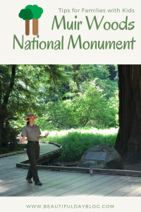 Muir Woods National Monument is a great National Park for kids just North of San Francisco! See photos from our trip and get some helpful tips for parents!