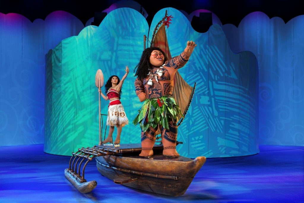 Discount Ticket Code Disney On Ice presents Dare To Dream, skating into the Southland this holiday season from December 13th – January 6th! Featuring Disney's Moana for the first time in a live production