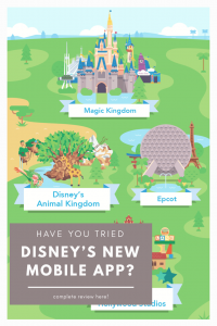 Brand new Disney App! See all the details here! #disney #wdw #mickeymouse #disneyland #disneyworld #beautifuldayblog
