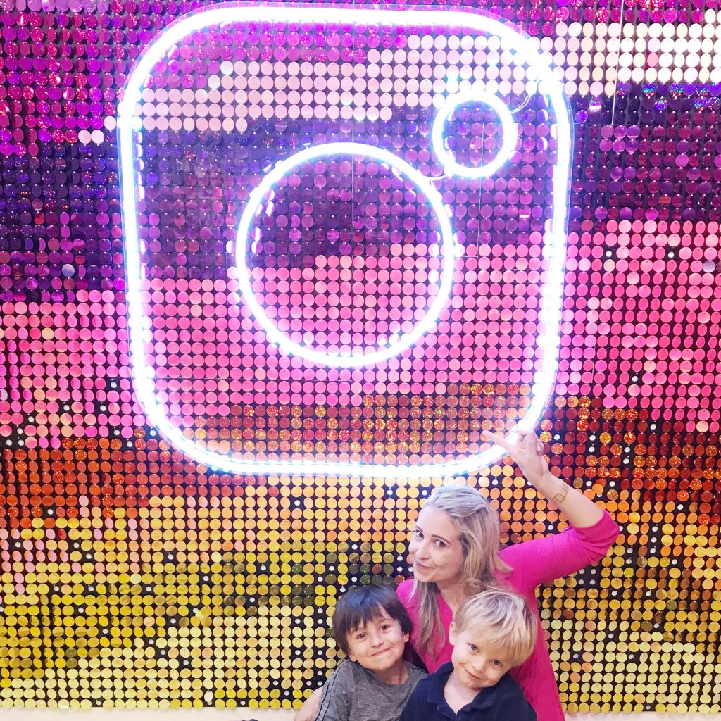 Fun Box Pop Up Museum Los Angeles Thousand Oaks Instagram Logo Beautiful Day Blog Marie Clark