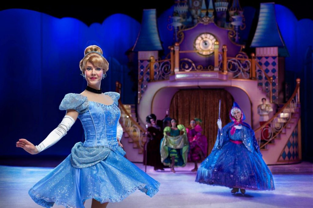Cinderella Disney on Ice Dare to Dream Los Angeles Southern California Discount Tickets