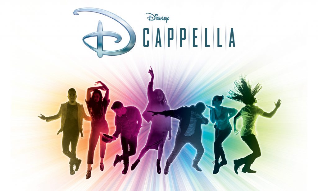 Disney D Cappella A Cappella Singing Group On Tour Disney Songs
