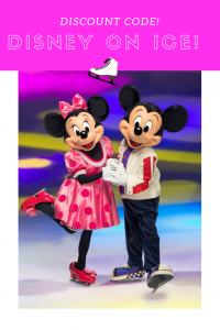 Disney on Ice! Now Featuring Moana! Discount Code available!