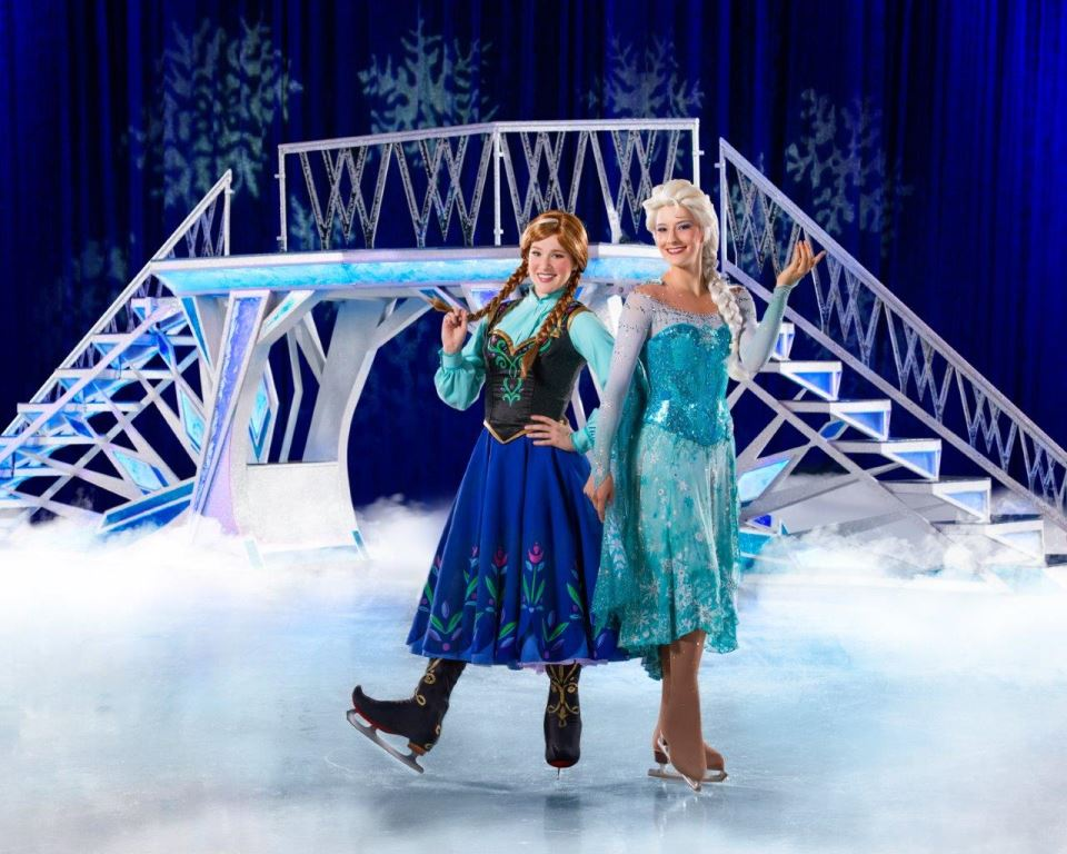 Disney on Ice Frozen Elsa Anna Discount Code Coupon Code 20% off Tickets