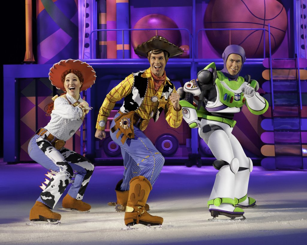 Disney on Ice Discount Code and Ticket Giveaway - Pixar Toy Story