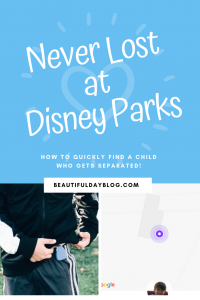 Never Get Lost at Disney Parks - How to Find Lost Children Quickly! Theme Park Safety at Disney, WDW, Disneyland or any Theme Park