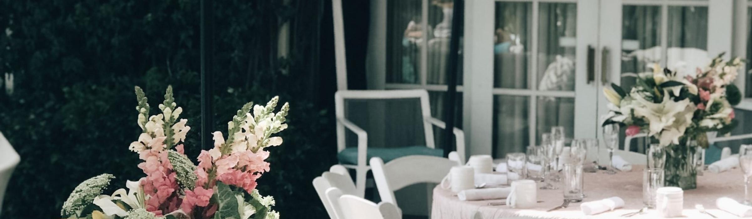 Beverly Hills Bridal Shower