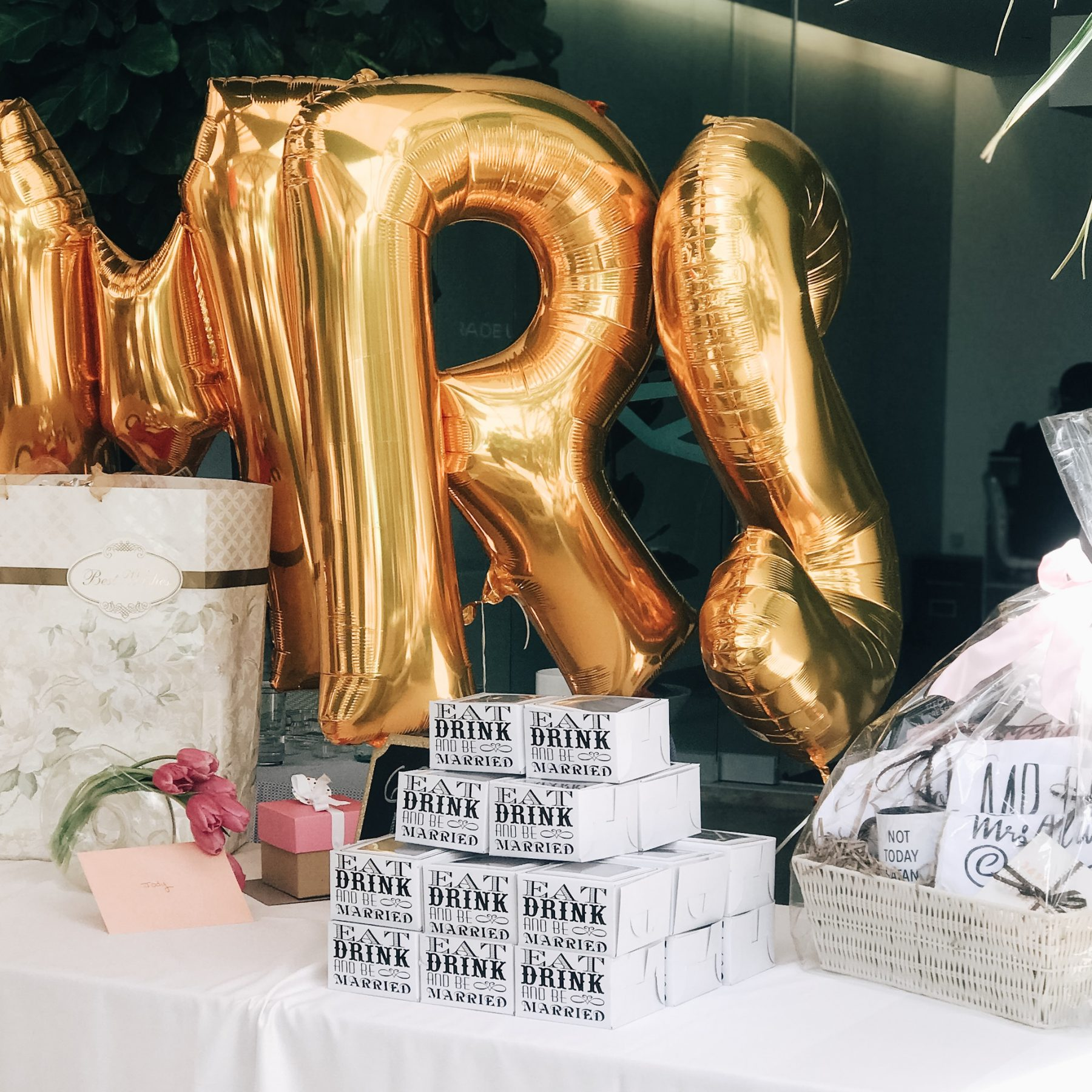 Beverly Hills Bridal Shower