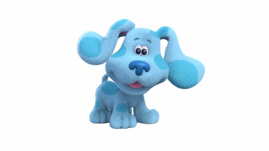 Nickelodeon's brand-new series Blue's Clues & You! is a remake of the groundbreaking, curriculum-driven interactive series Blue's Clues.