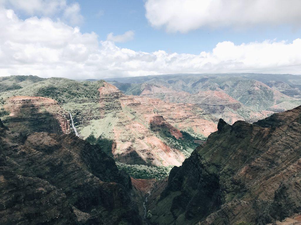 Grand Canyon of Kauai