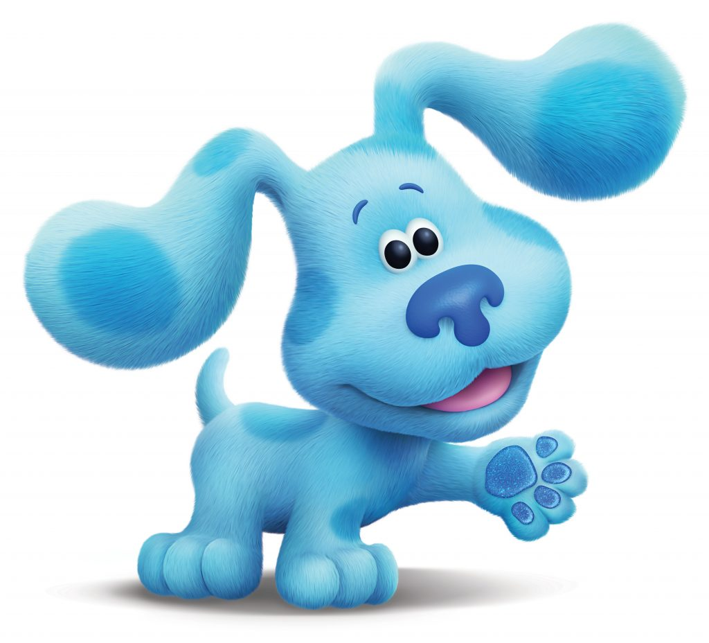 Blues Clues And You Josh Host