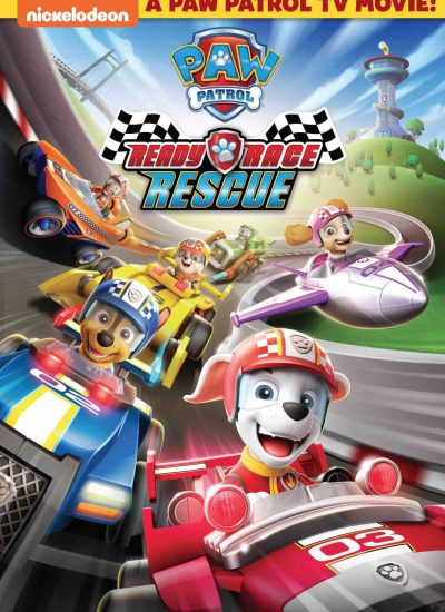 PAW PATROL READY RACE RESCUE DVD NEW