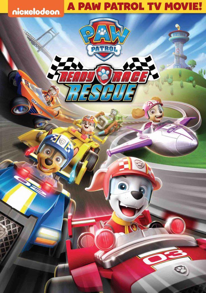 PAW PATROL READY RACE RESCUE DVD NEW