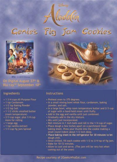 Aladdin released on digital - Disney