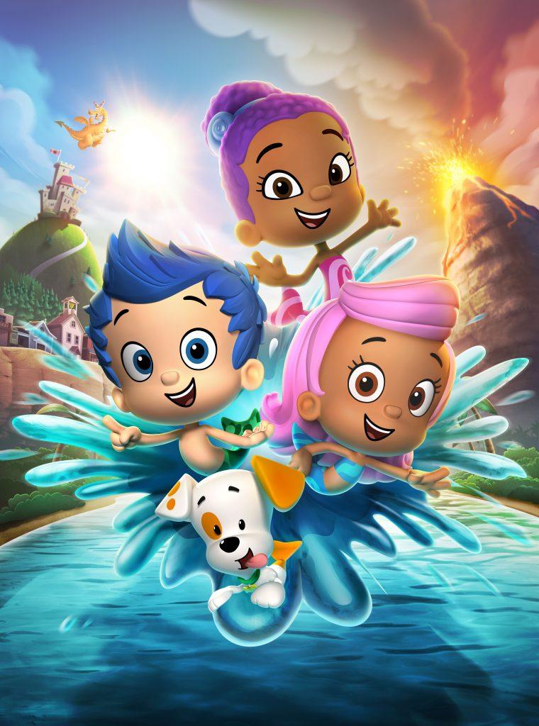 Bubble Guppies Zooli - new guppy - Nickelodeon - Nick Jr