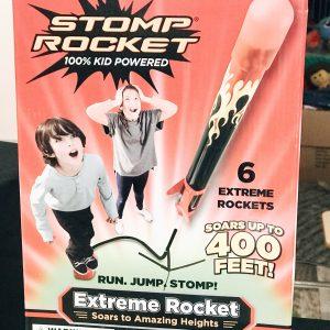 Stomp rockets
