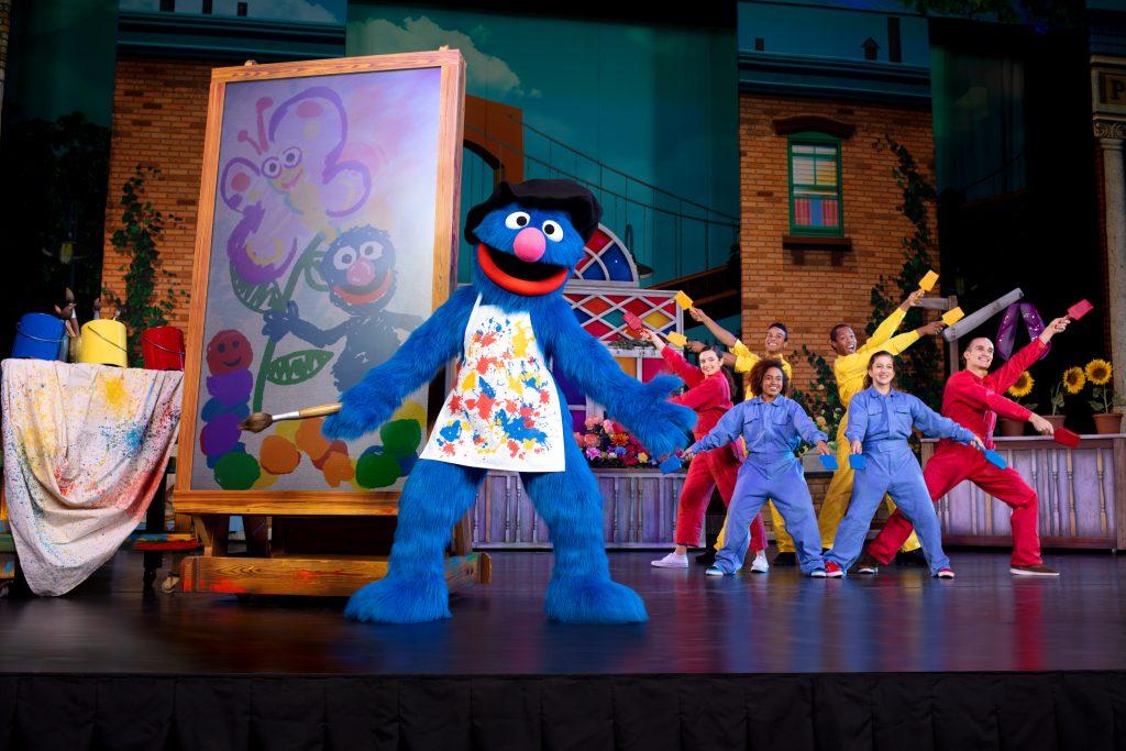 Sesame Street Live Tour Schedule