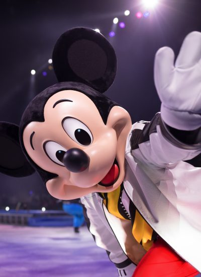 Mickey Mouse Disney on Ice