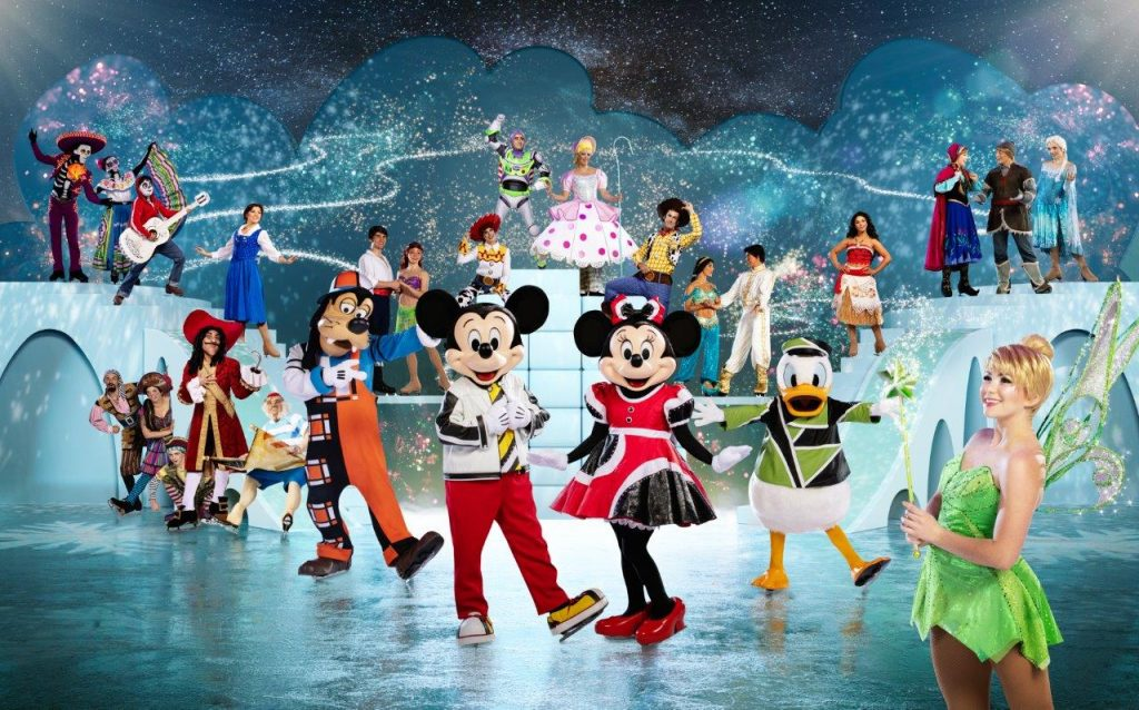 Mickeys Search Party Disney On Ice