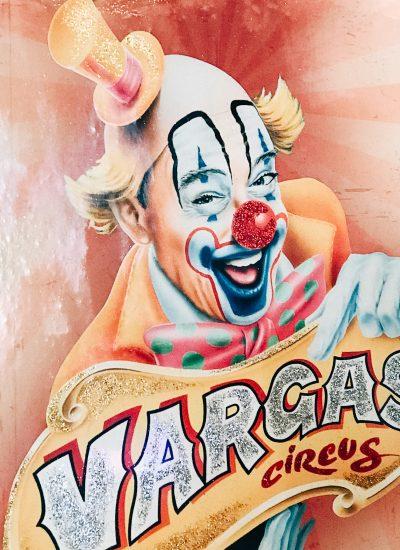 Circus Vargas Animal Free Circus Event