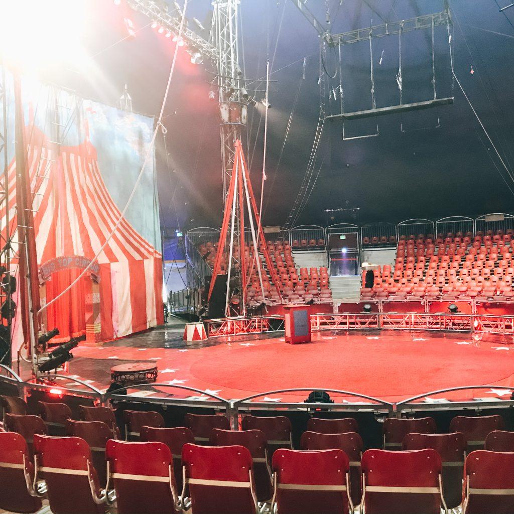 Circus Vargas Big Tent Circus