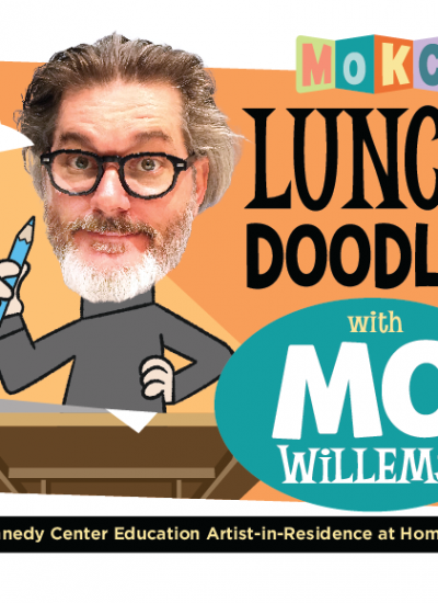 Mo Willems Youtube Free Coronavirus Covid 19 Doodling Activity Daily for Kids
