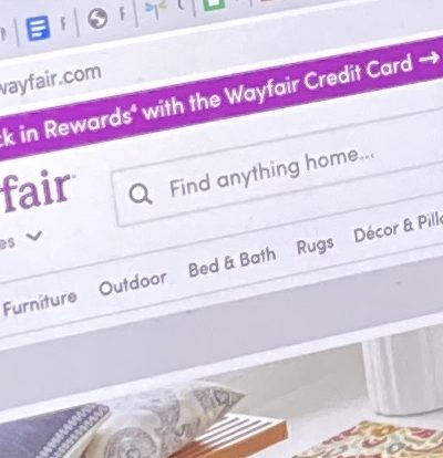 Wayfair and Sex Trafficking