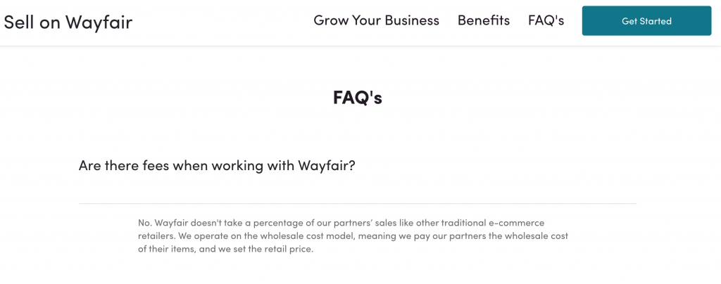 Wayfair Sex Trafficking Scandal - Wayfair DOES in fact set pricing on their products.