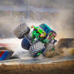 Fun things to do with Kids in LA! Monster Jam is coming back to Southern California! The Beloved Family Friendly Monster Truck Event will be at Staples Center in July 2021!