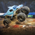 Monster Jam is coming back to Southern California! The Monster Truck Event will be at Staples Center in July 2021! Fun things to do with Kids in Los Angeles!
