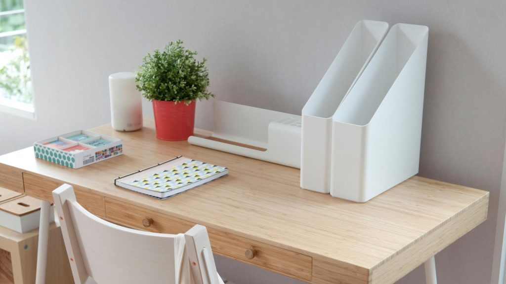 Organization is an important life skill. Children who complete their schoolwork in a systematic way will be able to more independently keep track of their educational activities. No only does this benefit a parent overseeing remote learning, but children become more efficient and don't waste time and energy on tasks that don't benefit their education. Keep desk spaces clean and clear!